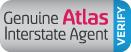 Genuine Atlas Interstate Agent